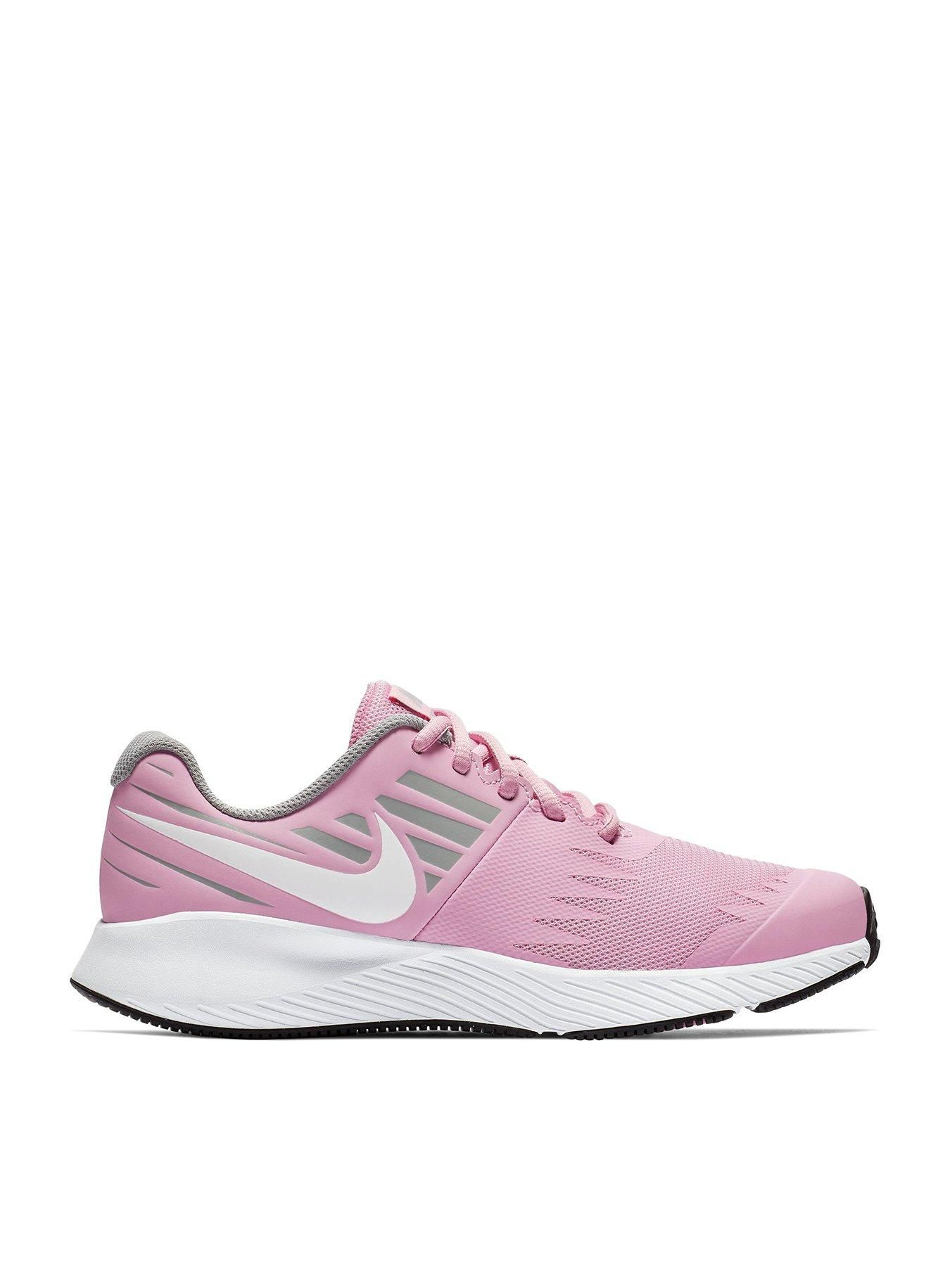 Nike Star Runner Junior Trainers - Pink