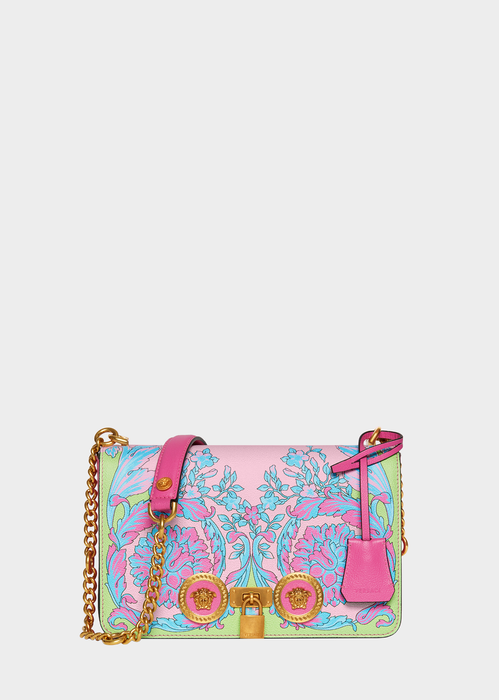 a680d5a792 Medium Technicolor Baroque Print Icon Bag for Women | Online Store ...