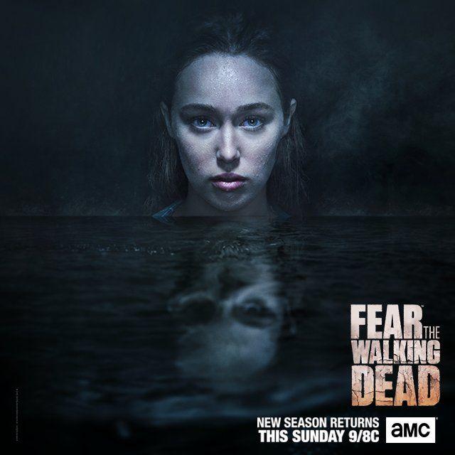 Feartwd On Twitter Fear The Walking Fear The Walking Dead The Walking Dead