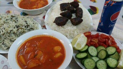 Nice lunch by noor ameen