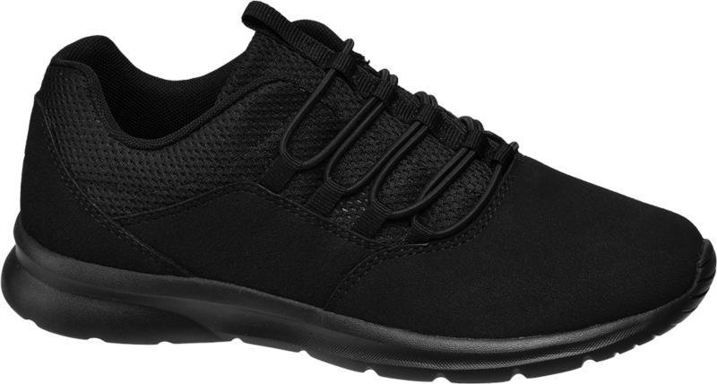 Vty Sneaker schwarz - Damen Der Sneaker von Victory ist komplett in coolem  Schwarz gehalten Er fb3b6f6e1e