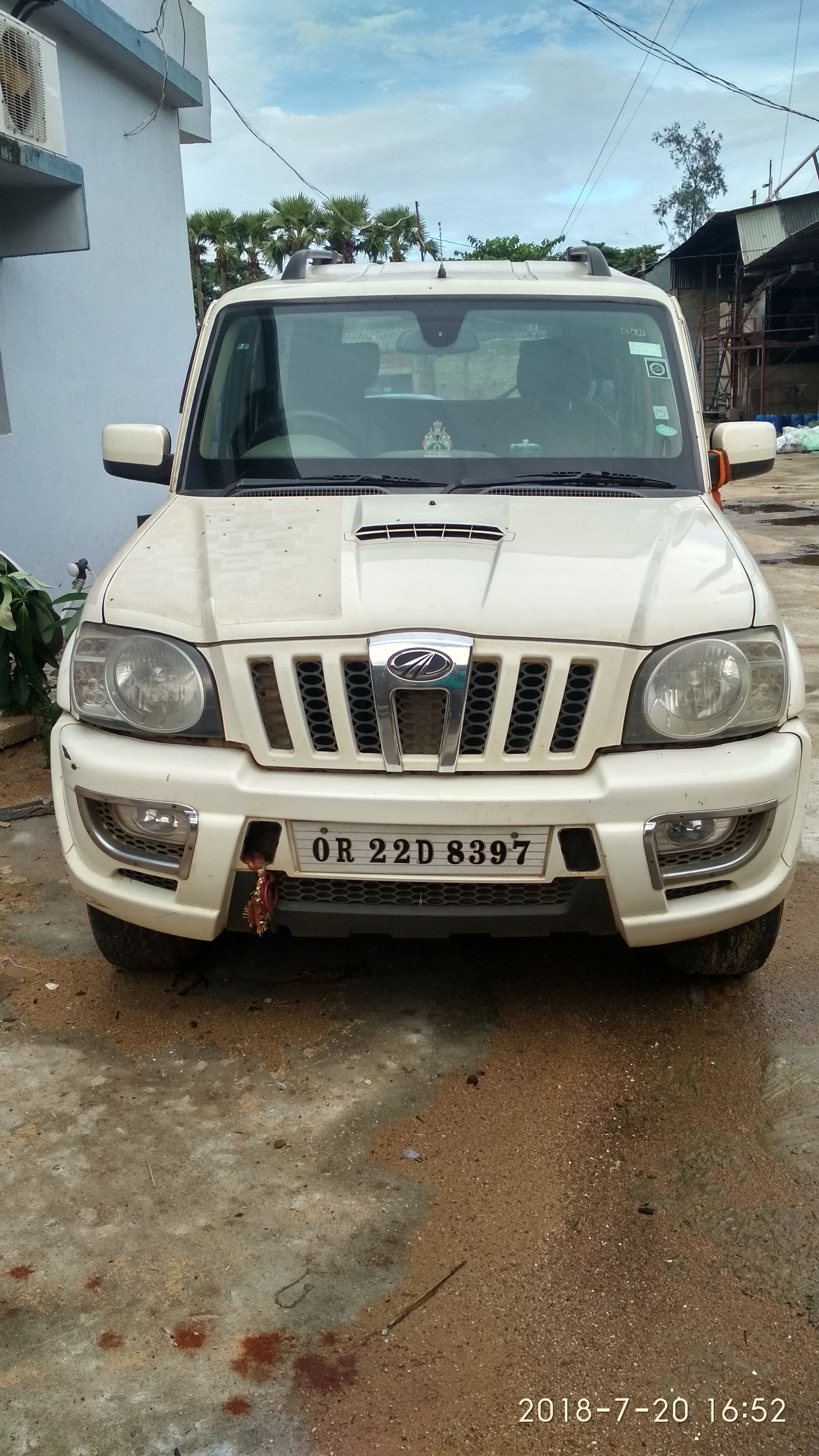 Salemycar Today Good Condition Used Scorpio For Sale In Bhubaneswar Cars For Sale Used Cars Online Used Cars