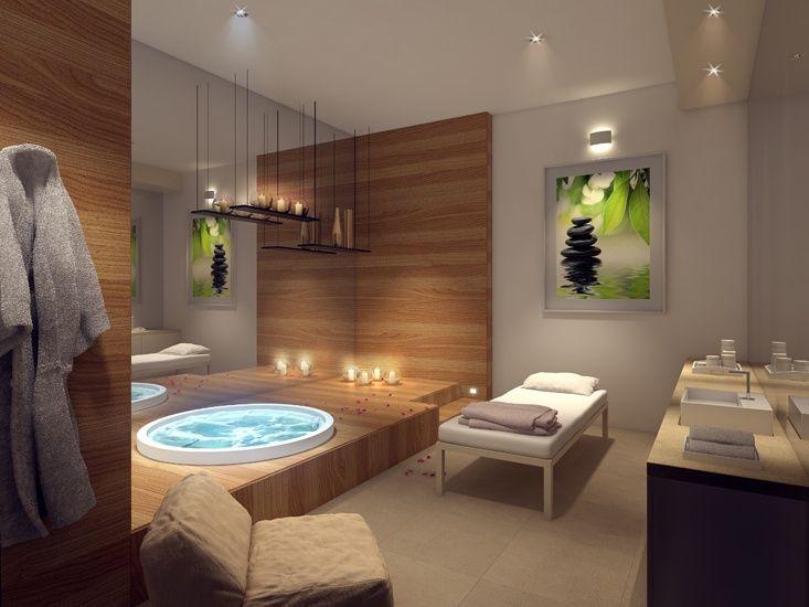 Image result for decoracion de cabinas de masaje ideas - Decoracion zen spa ...