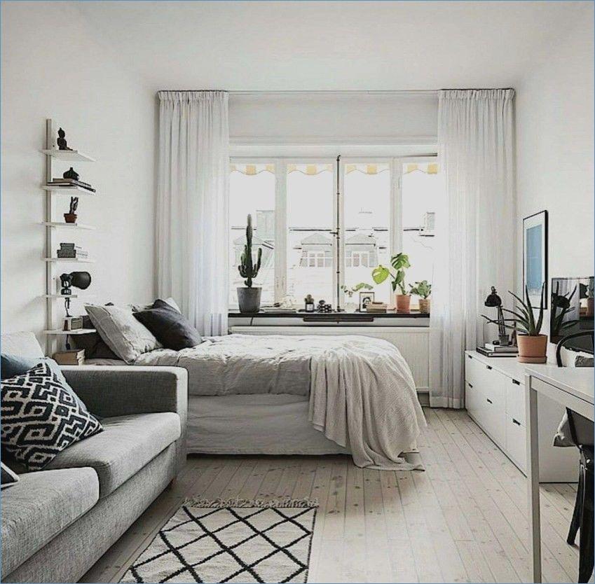 Wohn Und Schlafzimmer In Einem