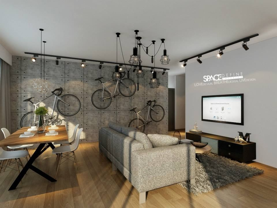industrial scandinavian interior design - Google Search & industrial scandinavian interior design - Google Search | Work ...