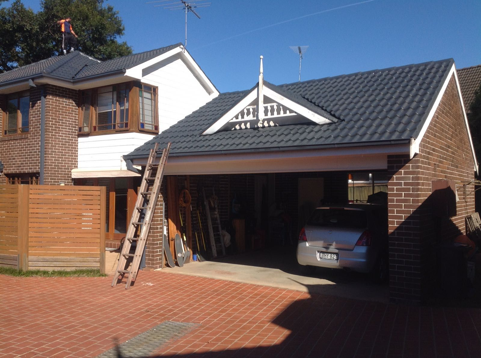 Roof Restoration In Sydney In 2020 Roof Restoration Roof Repair Roof Cleaning