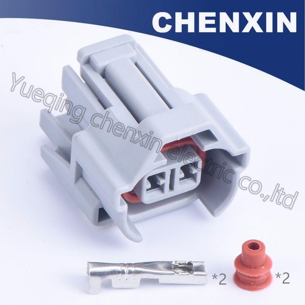 NIP 2 way waterproof auto connectors (2 0) female 6189-0060 Fuel