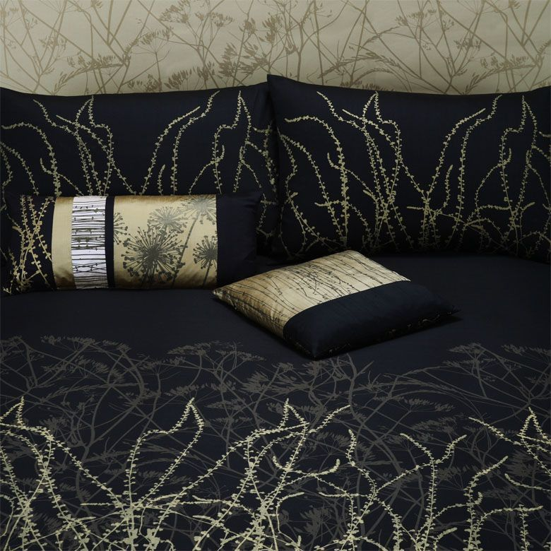 Design A Pillowcase Uk: Meadow design bedding  Makes me think of the night and quite    ,