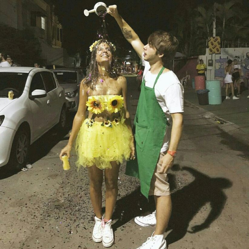 49 Sparkly Halloween Costumes for The Shiniest Girl #couplehalloweencostumes