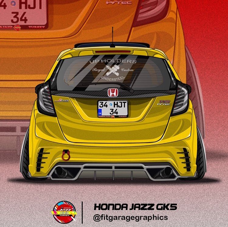 Pin By Fuat Ertus On Honda Jazz Art Gallery Honda Fit Honda Vtec Honda Fit Jazz Black honda jazz wallpaper