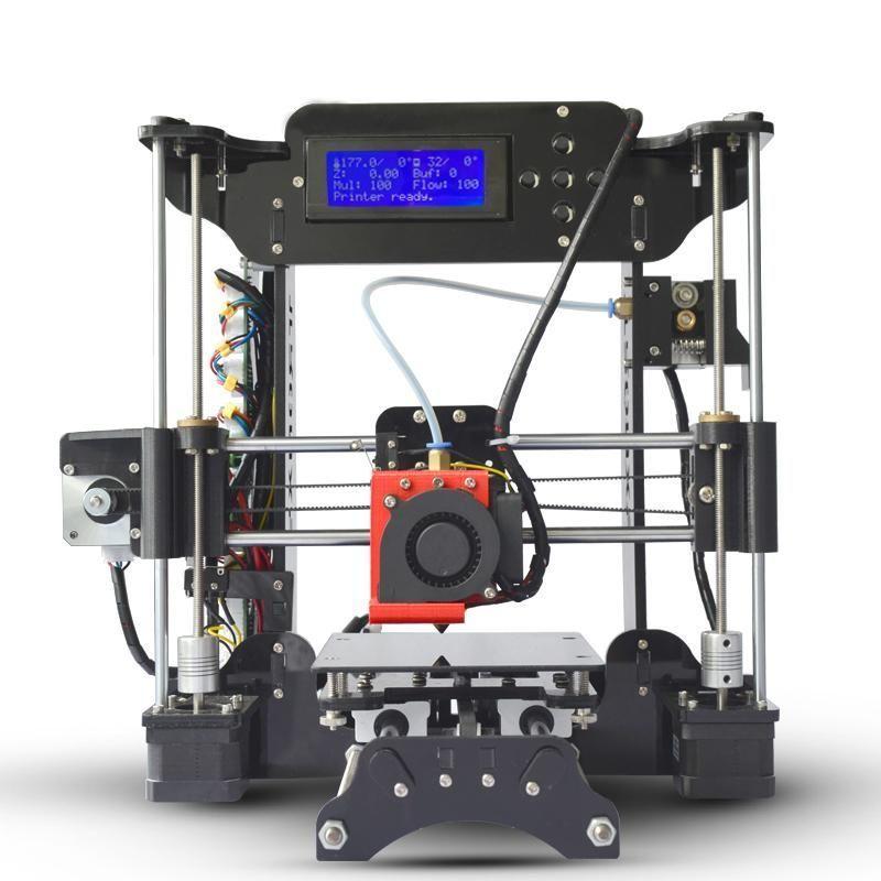 Simple Tronxy XY100 machine 3D Printer High Precision LCD Screen
