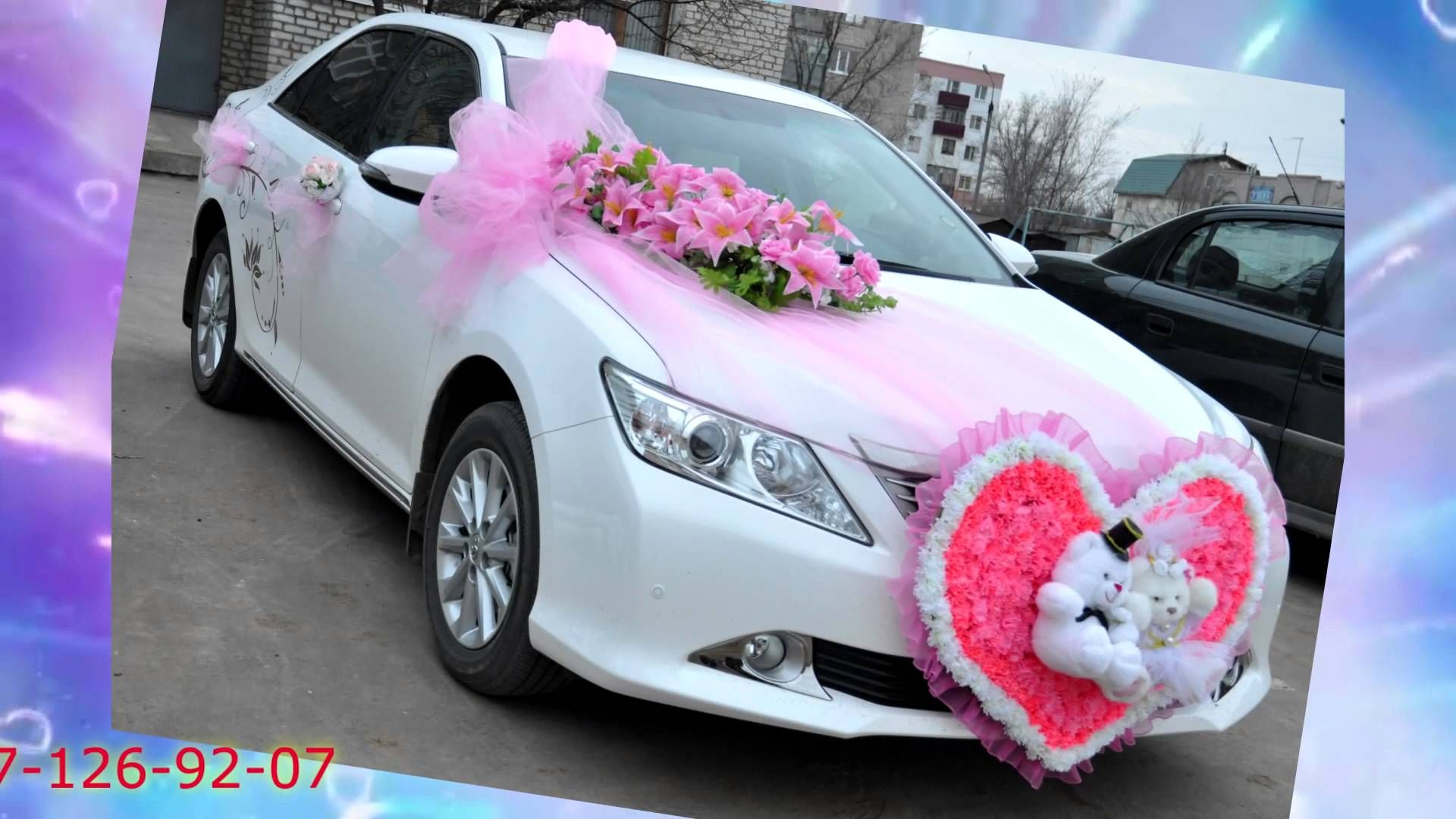 авто на свадьбу Wedding Cars