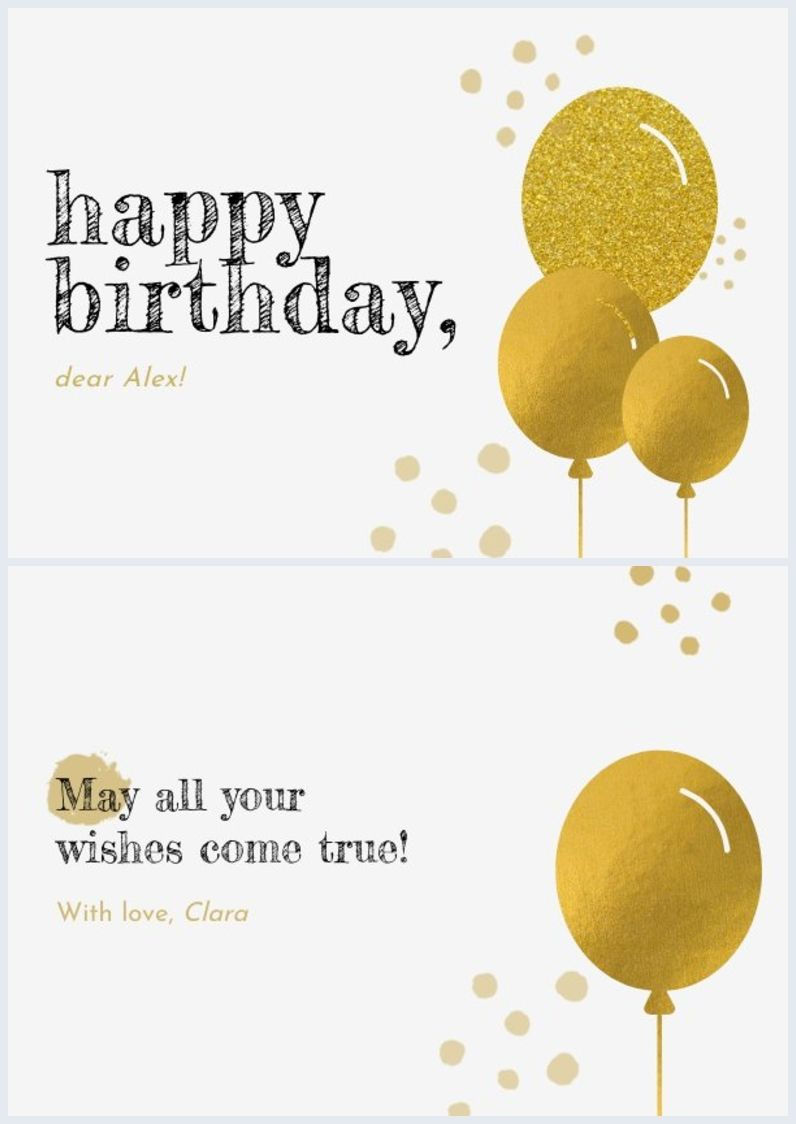 Simple Birthday Card Template Birthday Card Template Free Birthday Card Template Free Birthday Card