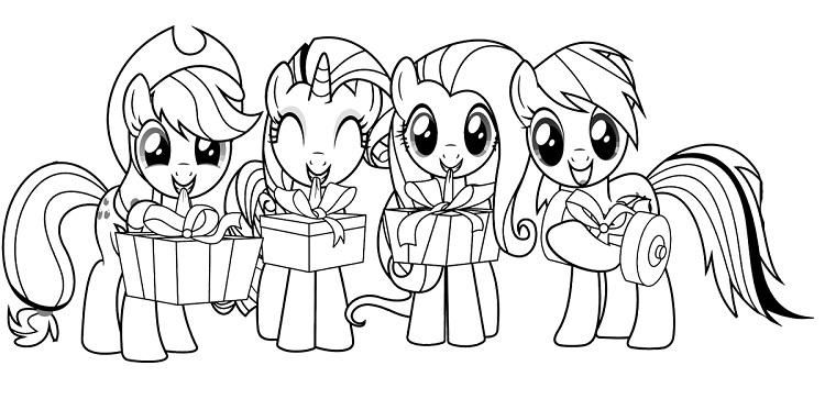 My Little Pony Coloring Pages Twilight Sparkle And Friends My Little Pony Coloring Unicorn Coloring Pages Cartoon Coloring Pages