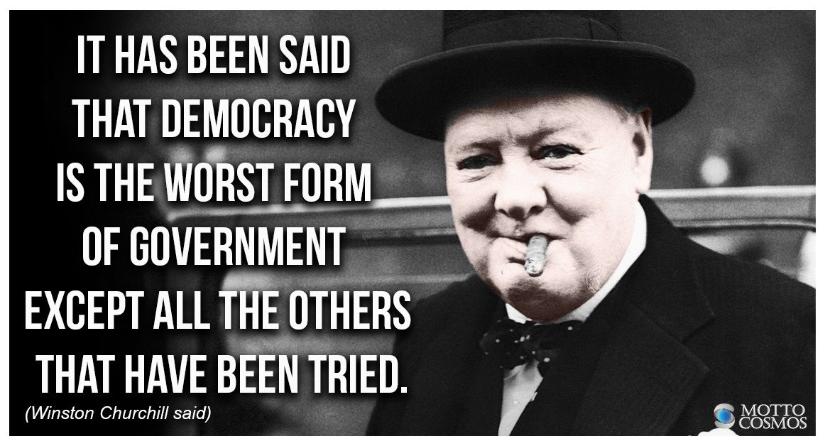 Winston Churchill Said Quotes 65 Churchill Quotes