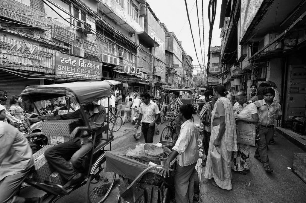 Chandni Chowk - 10 Must Do Things in New Delhi - http://bit.ly/1K6BOjv