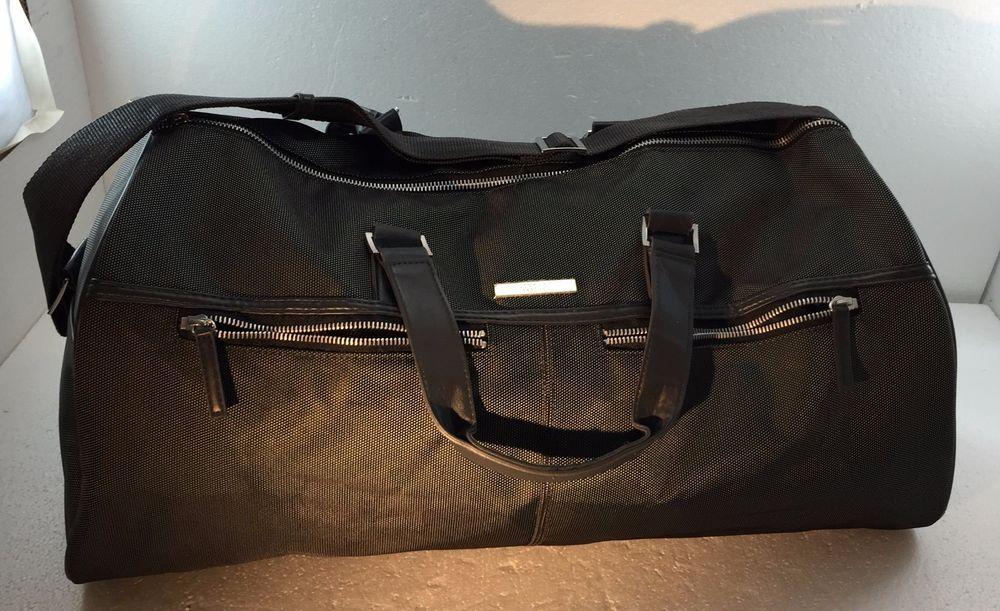 Gym Bag Overnight Versace Travel Sport Parfums Men Weekender Duffle dxroCeB