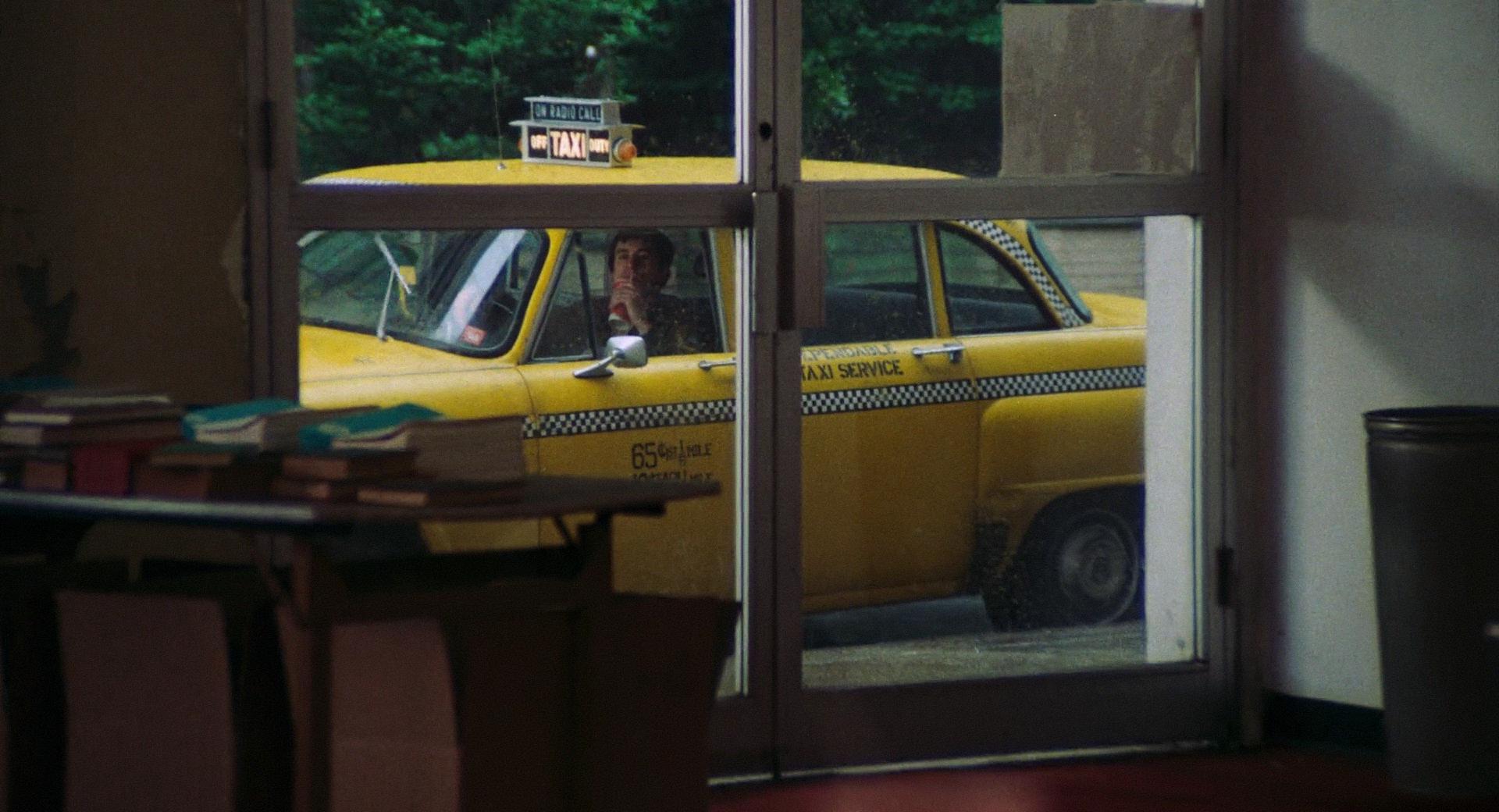 Taxi Driver, 1976, Robert De Niro