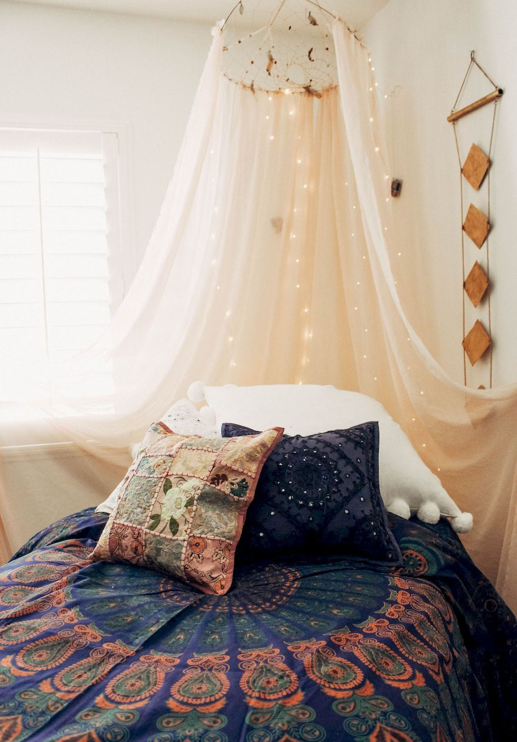 Nice 50 Incredible Apartment Bedroom Decor Ideas With Boho
