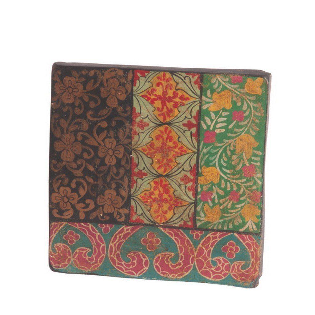 hand painted terracotta tiles - Terra Cotta Tile Canopy 2015
