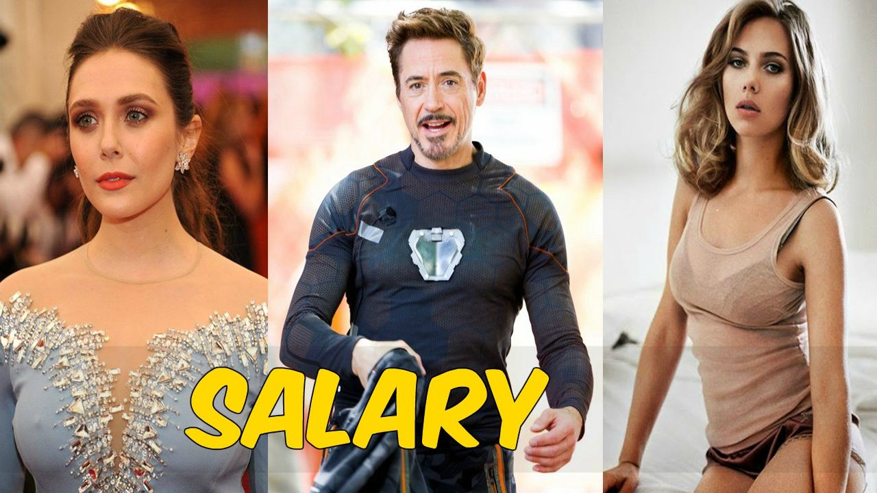 cast of avengers infinity war salary