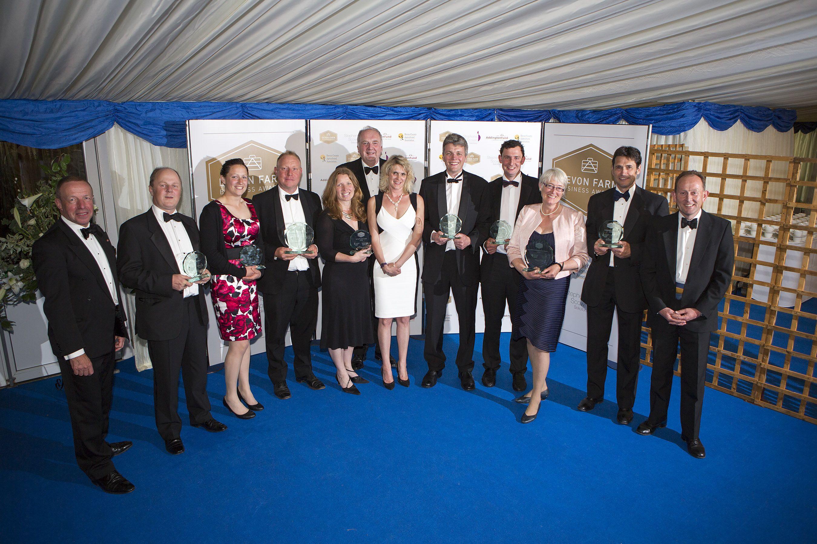 Devon Farm Business Awards 2014
