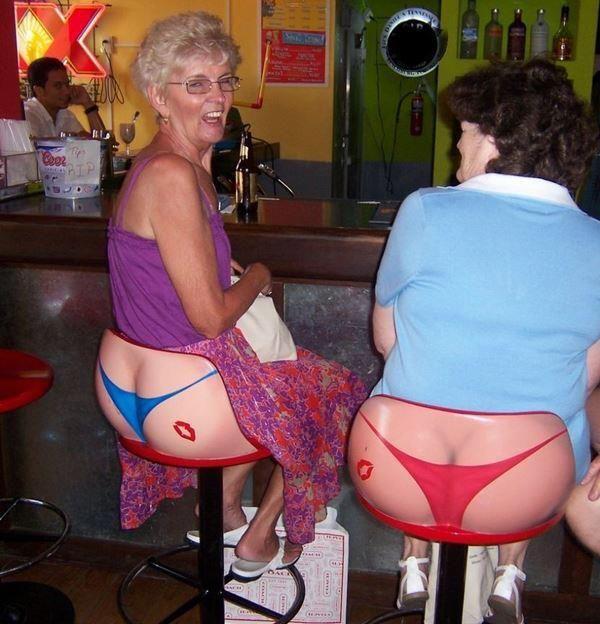 funniest bar stools ever.
