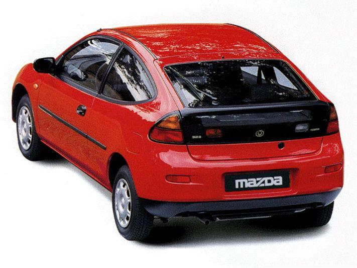 Mazda 323 1.5 Coupé 1997