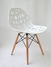 blanc Design Chaise salle à Madrid scandinave manger IBH gYybvmIf76