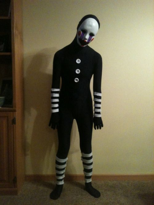 marionette puppet master costume fnaf puppet cosplay. Black Bedroom Furniture Sets. Home Design Ideas