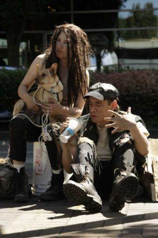 Crust Portlandia Film Gutter Punk Portlandia