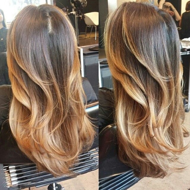 Balayage Freelights Wella More Hair Ideas, Hairstyles, Dallas Balayage,  Balayage Freelight, Luscious