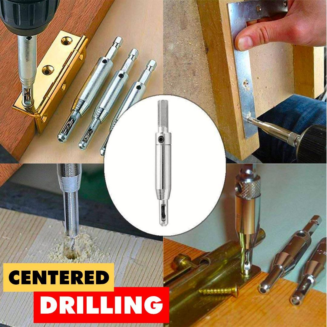 Flinsaw-Premium Self-Centering Hole Drill Bits
