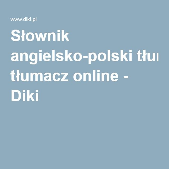 Slownik Angielsko Polski Tlumacz Online Mobile Boarding Pass