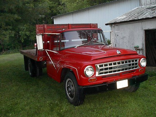 International Harvester 1500 - would you have been as