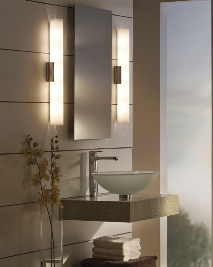 44 Modelle Spiegelschrank Furs Bad Mit Beleuchtung Badezimmerlampen Badezimmerspiegel Beleuchtung Und Badezimmer Licht