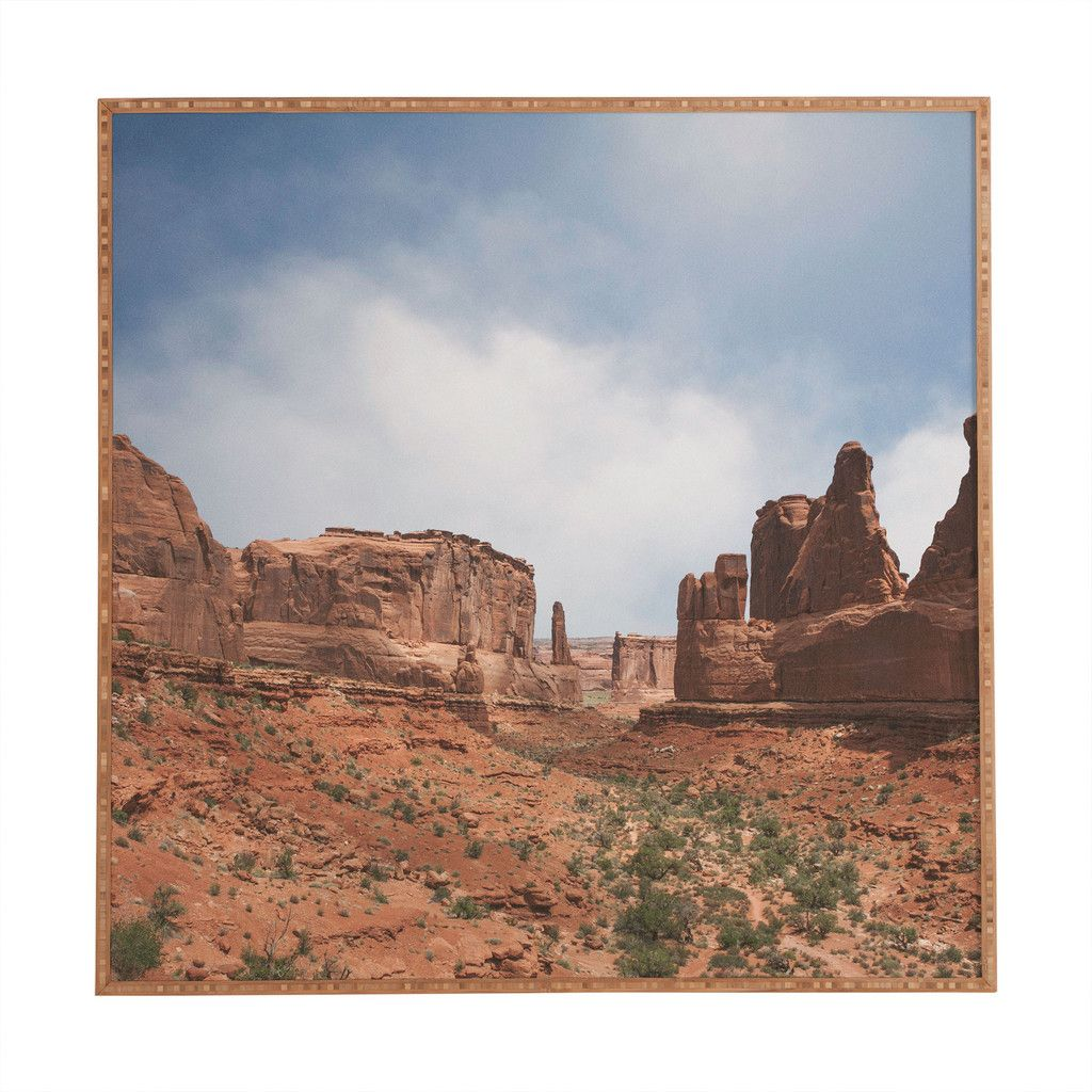 Catherine McDonald Southwest Desert Framed Wall Art | DENY Designs Home Accessories #southwestern #tribal #utah #wanderlust #photography