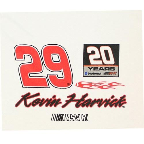 Kevin Harvick 29 Rally Towels, new in package Kevin