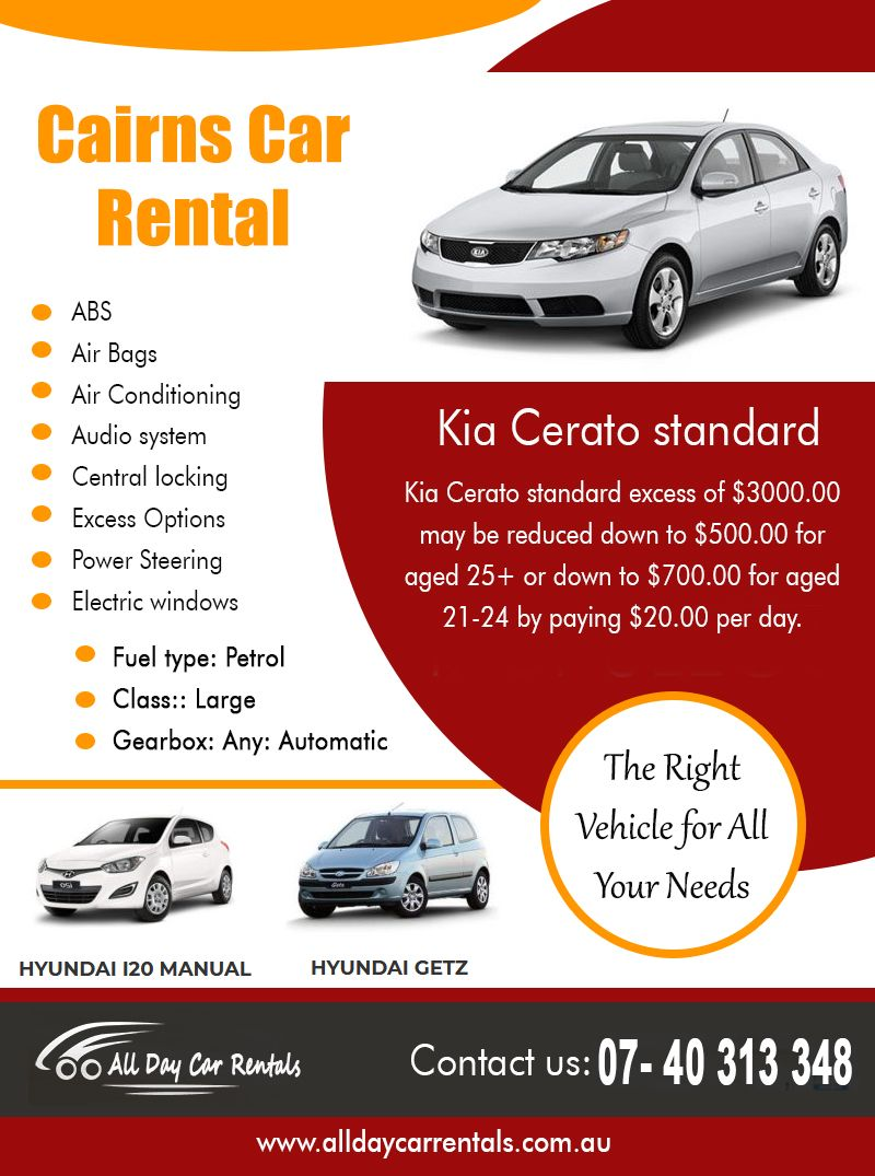 Book Today Cairns Car Rental For The Airport With No Hidden Fees