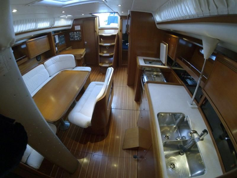 Cantiere Del Pardo 2007 Grand Soleil Salon  See more of her here: