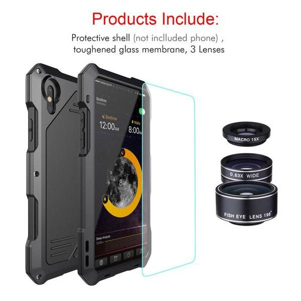 3 in 1 Wide Angle Fisheyes Lens Phone Cases #wideangle