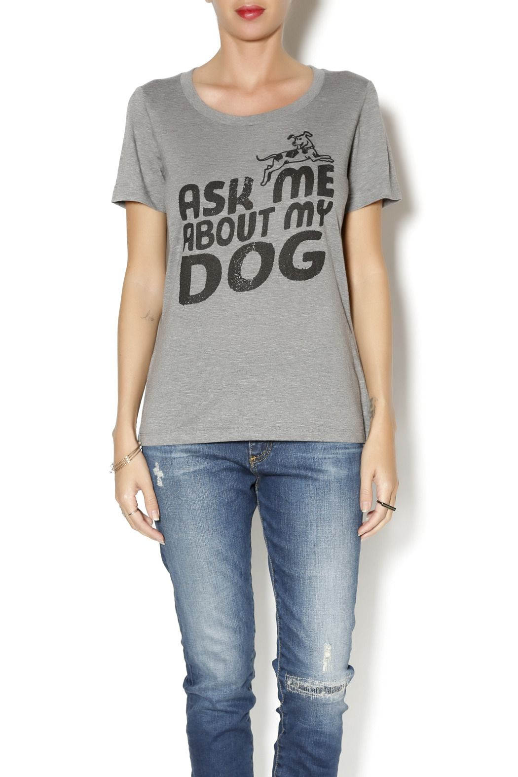 d30c3f87e284a About My Dog Tee - main Party Online, Block Party, Online Boutiques