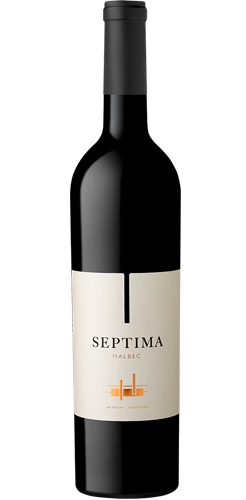 Septima Malbec Wine Bottle Malbec Keto Wine