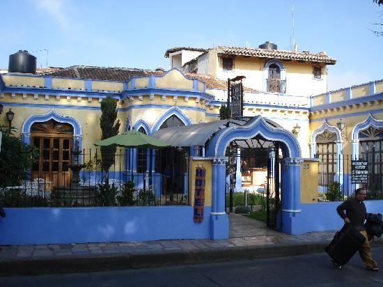 San Cristobal de las Casas Hotel DMonica San Cristobal