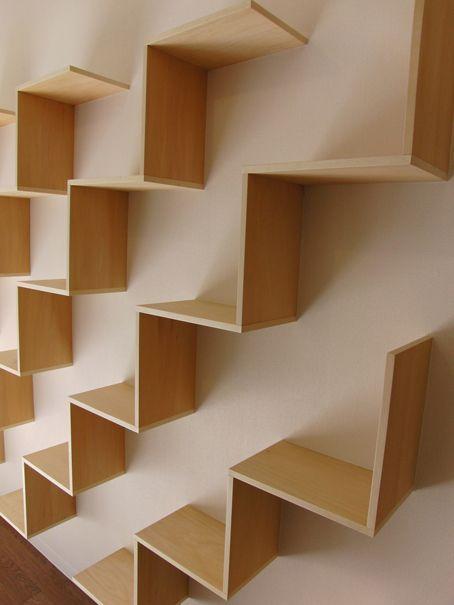 壁 本棚 取り付け - Google 検索