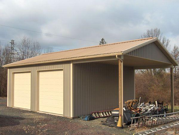 Residential Gallery Metal Shop Building Metal Buildings Gable Roof Design