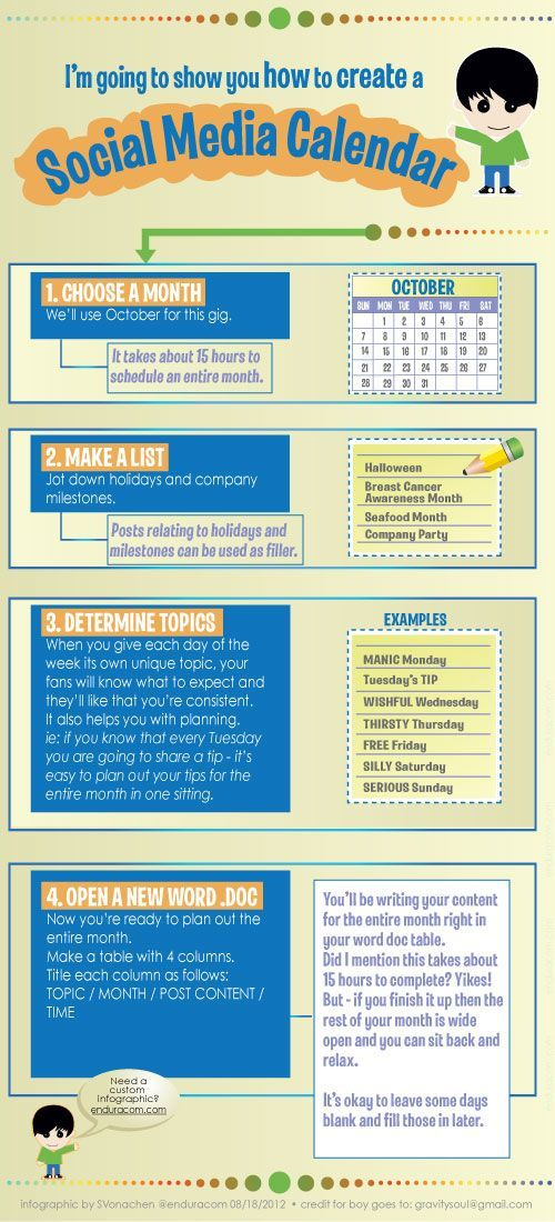 Freelance Social Media Coordinator Pinterest Social Media - Social media marketing plan template word doc