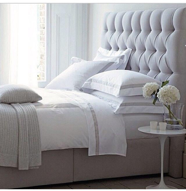 Elegant White Master Bedrooms: Elegant And Romantic Master Bedroom Inspo