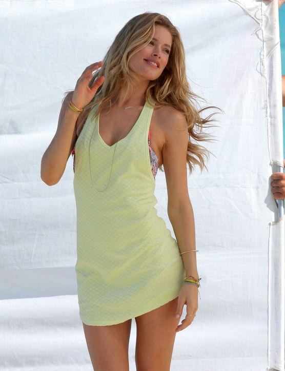 Candice victoria swanepoel model secret