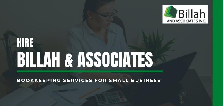 What Makes Billah Associates Bookkeeping Services Unique Bookkeeping Services Bookkeeping Business Books